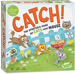Peaceable Kingdom/ Catch! The Strategic Game of Cats-and Mouse
