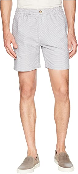 "7"" Oxford Jetty Shorts"