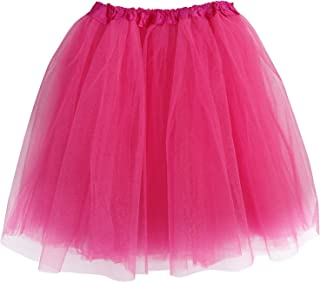 Adult Plus Size Tutu Skirt, Tutu for Women, 3 Layer Costume Women's Ballet Dress