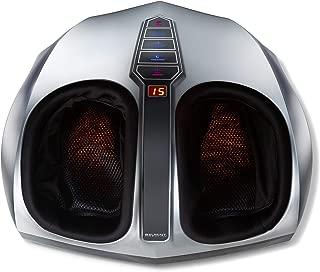 Belmint Shiatsu Foot Massager with Heat – Multi Setting Electric Feet Massager with..