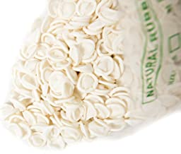 Bertech General Purpose Powder Free Latex Finger Cots, 4 Mil Thick, Medium (Pack of 1440)