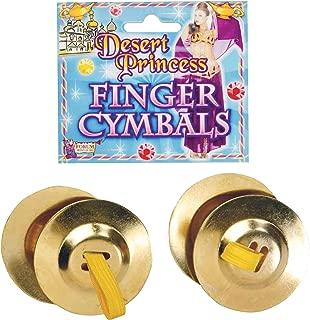 Forum Novelties Finger Cymbals - Two Pair