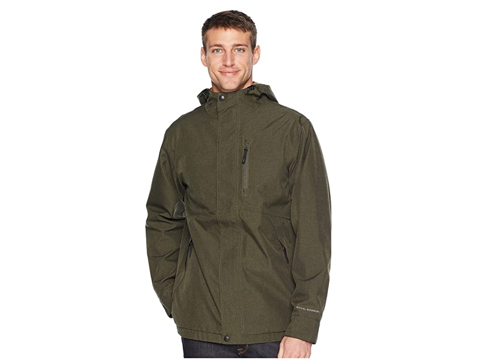 Royal Robbins Astoria Waterproof Jacket (Bayleaf) Men