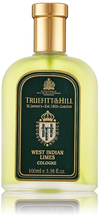 酔った害虫仲良しトゥルフィット&ヒル ウェストインディアンライム  (オーデコロン)