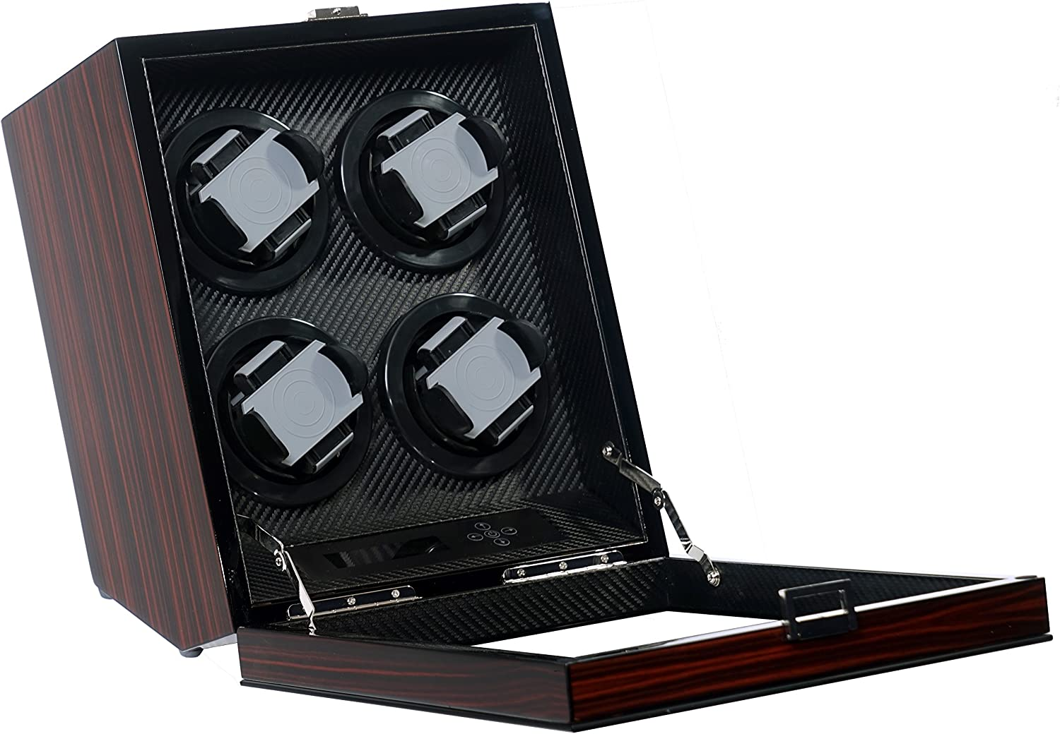 Four half Watch Winder w Special price for a limited time Dispaly LCD
