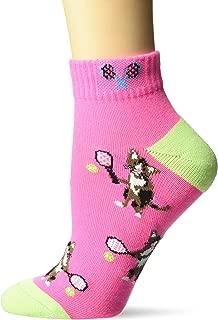 K. Bell Socks Women's Novelty Fashion Athletic Quarter Socks