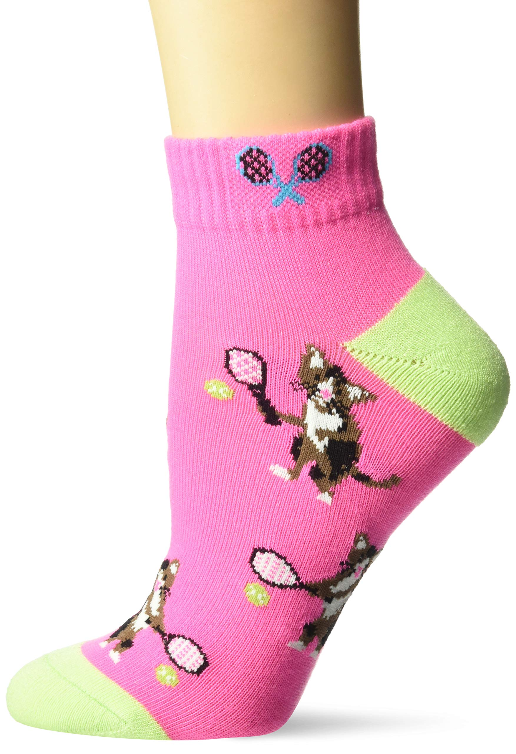 K Bell Novelty Athletic Socks