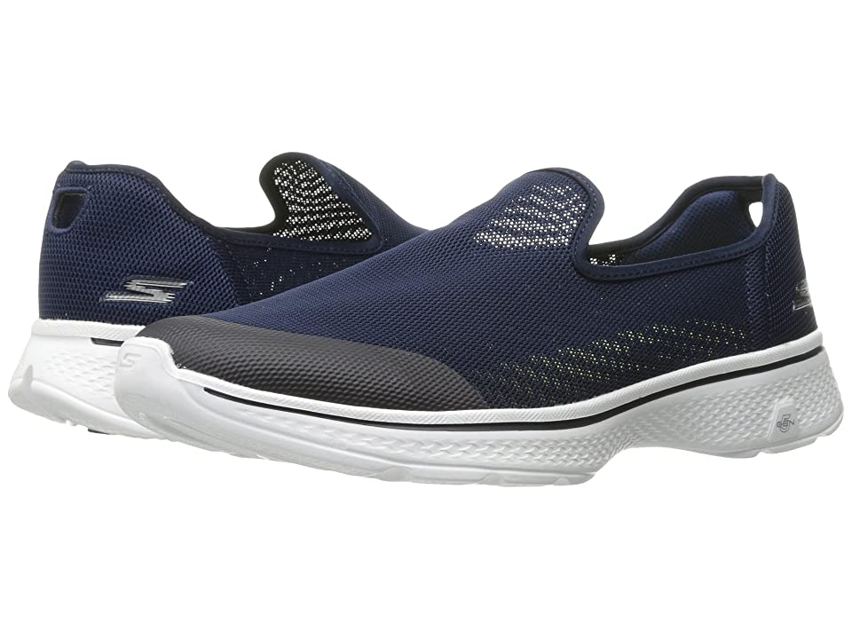SKECHERS Performance Go Walk 4 Advance (Navy) Men