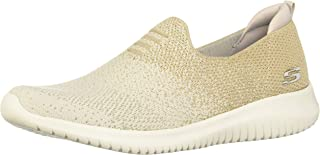 Skechers ULTRA FLEX For WOMEN-SPORTS - Color NATURAL Size 38.5
