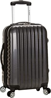 Best Melbourne Hardside Expandable Spinner Wheel Luggage, Carbon, Carry-On 20-Inch Review