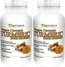 Paragon Curcumin Turmeric-1500mg Extra Strength- Anti-Inflammation - Supports Joint Health - Heart Health - Muscle Pain Re...