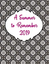 A Summer To Remember: Dot Grid Bullet Style Journal or Diary For Teen or Preteen Girls, Daily Pages from May 25th through September 2nd