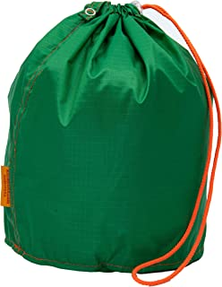 GoKnit Shamrock Green Pouch Knitting Project Bag with Loop & Drawstring (Medium)
