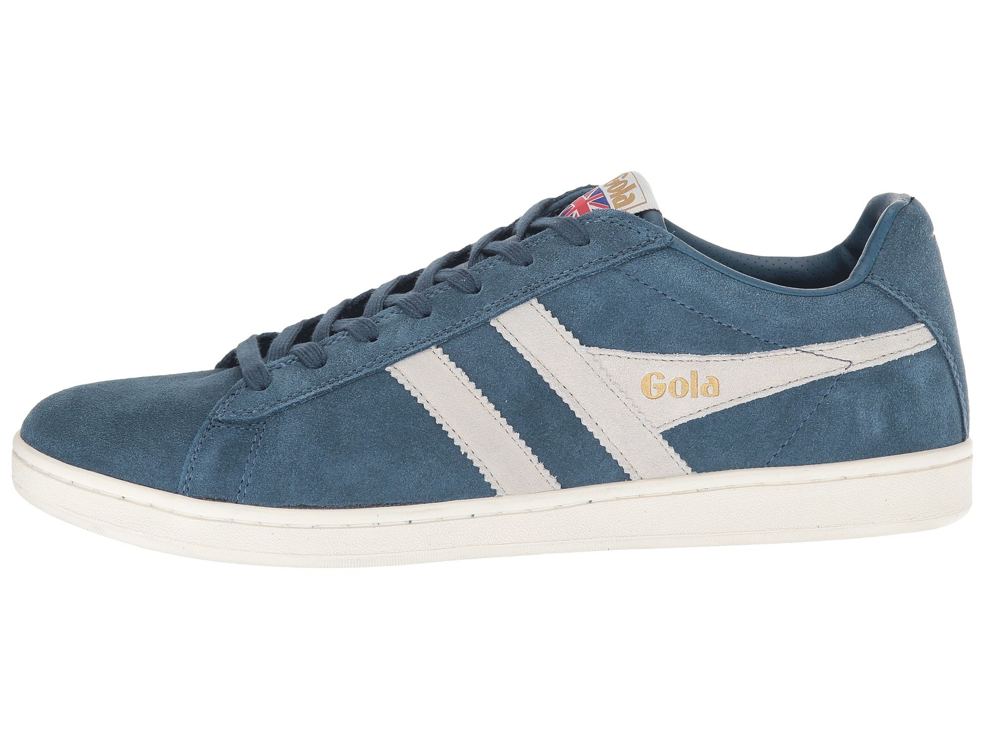 Suede Baltic white Equipe off Gola XvPawqx