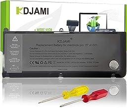 """KDJAMI A1321 Ricambio Batteria para Apple MacBook Pro 15"""" A1286 A1321 (solo para 2009 2010 Version) MB985*/A MB985CH/A MB9..."""