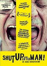 shut up little man dvd