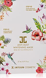 JAYJUN Anti Dust Whitning Mask 27ml (10 Masks)