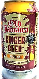 Old Jamaica - Cerveza de Jengibre, Lata de 330 ml (Pack of 24)