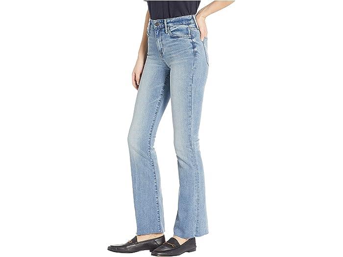 Sam Edelman Stiletto High-rise Bootcut Jeans In Courtney