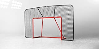 Acon Wave 183 Official Size Hockey Goal and PRO Backstop Net Combo