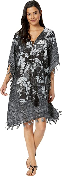 Castaway Caftan Cover-Up