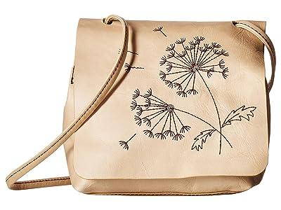 Hobo Billow (Parchment) Cross Body Handbags