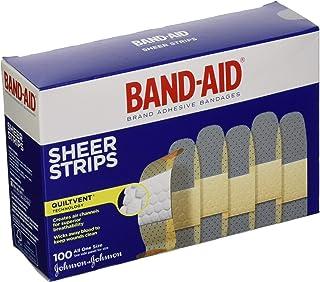 Band-Aid Sheer Comfort Flex Bandage