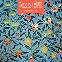 William Morris Gallery: William Morris Wall Calendar 2022 (Art Calendar)
