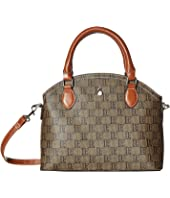 Stafford Convertible Dome Satchel