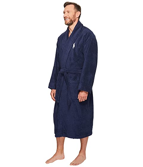 Discount Footlocker Polo Ralph Lauren Tall Velour Kimono Robe Cruise Navy Best Wholesale Cheap Sale Visit New Clearance Visit New C2ciUYK