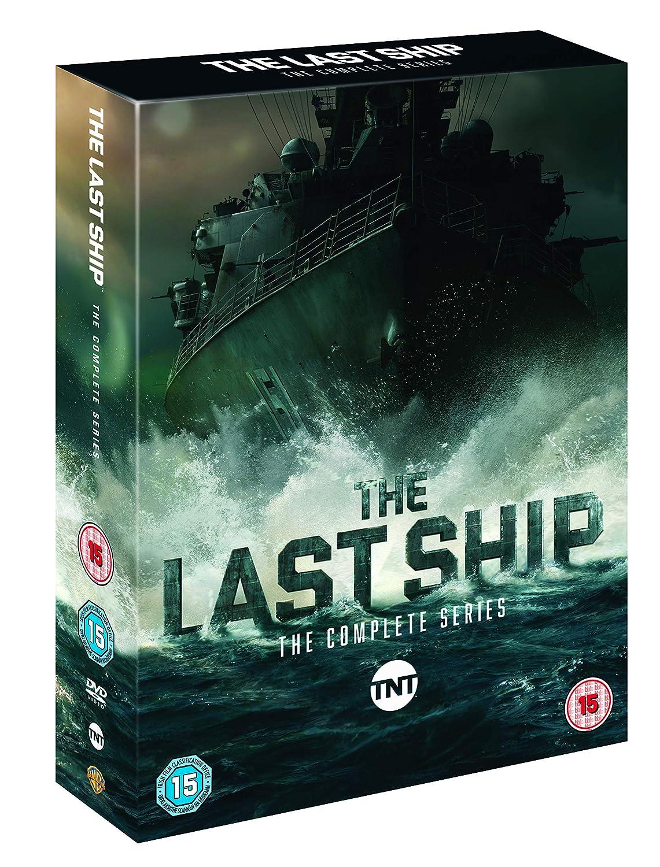 The Last Ship: Max 66% OFF Seasons 1-5 Latest item DVD 2019