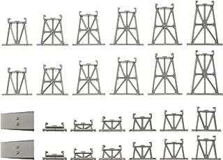 n scale trestle