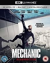 Mechanic: Resurrection [4K UHD + Blu-ray]