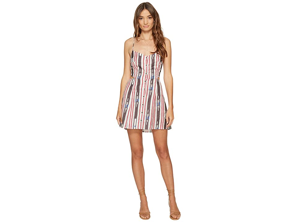 Dolce Vita Bee Dress (Boho Stripe) Women