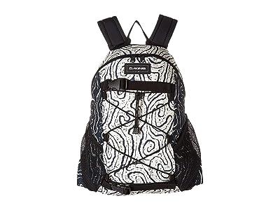Dakine Wonder Backpack 15L (Lava Tubes) Backpack Bags