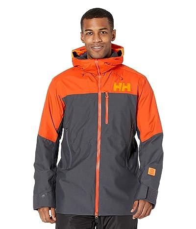 Helly Hansen Straightline Lifaloft Jacket (Slate) Men