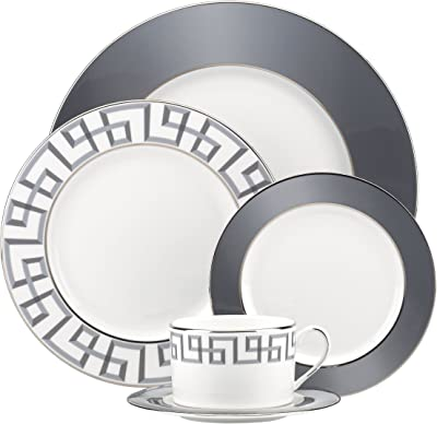 Lenox Gluckstein Darius Silver 5-Piece Place Set