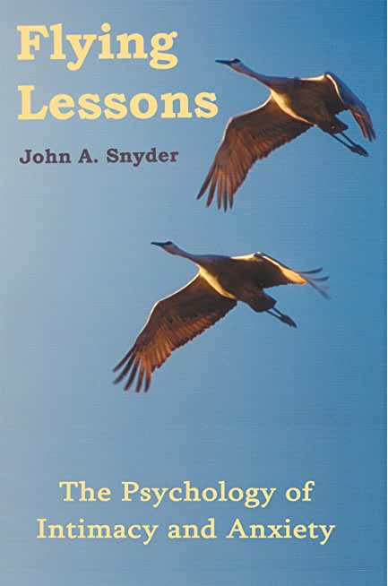 Flying Lessons: The Psychology of Intimacy and Anxiety (English Edition)