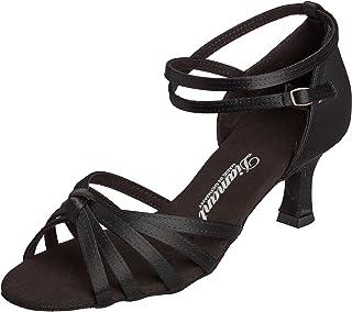 20488484 Diamant Diamant Damen Latein Tanzschuhe 109-077-091 - Zapatos de Baile -  Standard