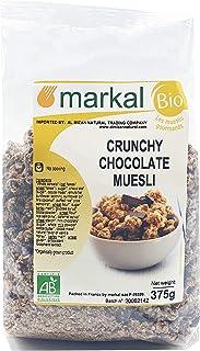 Markal Organic Crunchy Chocolate Muesli, 375g MUECCC375AL