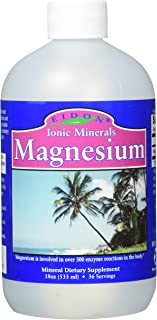 Eidon Ionic Minerals Magnesium, 18 Ounce