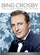 Bing Crosby: The Silver Screen Collection (Going My Way / Holiday Inn / Rhythm on the Range / Birth of the Blues / Road to Morocco / and more)