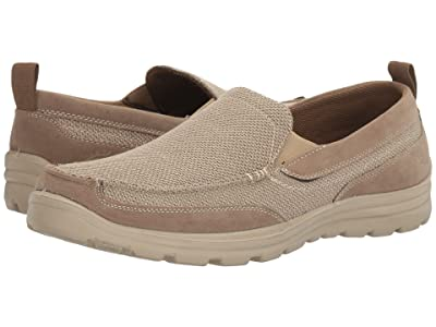 Deer Stags Fitz Slip-On (Taupe) Men