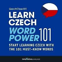 learn czech 101