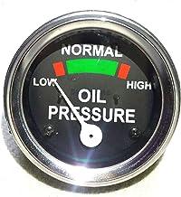 Massey Ferguson - Medidor de presión de aceite para tractor MF 35, 50, 65, 135, 150,165 y Massey Harris.