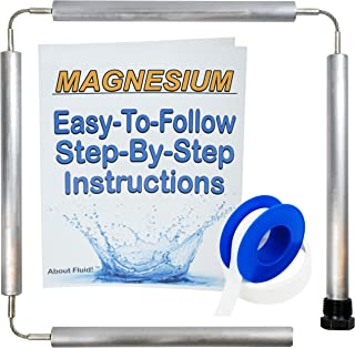 Best magnesium anode hot water heater Reviews