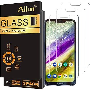 G7 Plus Tempered Glass Film XHC Screen Protector Film 25 PCS 9H 5D Full Glue Full Screen Tempered Glass Film for Motorola Moto G7