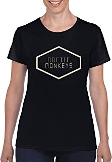 Camiseta mujer Arctic Monkeys
