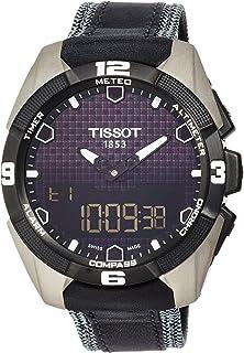 Tissot - Reloj de Titanio T-Touch Expert T0914204605101 para Hombre