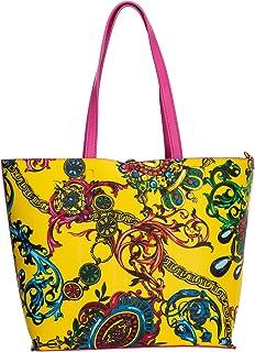 Versace Jeans Couture damen Shopping Bag giallo
